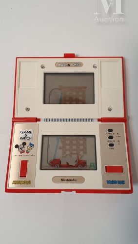 NINTENDO GAME & WATCH MULTI SCREEN NINTENDO GAME & WATCH MULTI SCREEN  « Mickey …