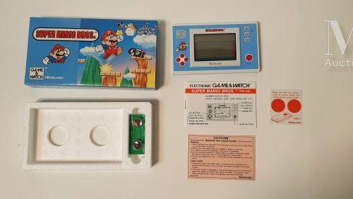NINTENDO GAME & WATCH NINTENDO GAME & WATCH  « Super Mario Bros » (YM 105), USA/…