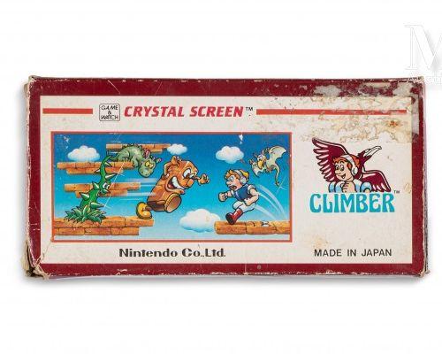 NINTENDO GAME & WATCH CRYSTAL SCREEN NINTENDO GAME & WATCH CRYSTAL SCREEN  « Cli…