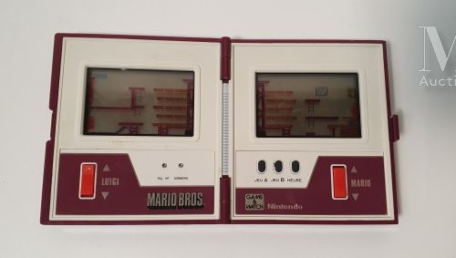 NINTENDO GAME & WATCH MULTI SCREEN NINTENDO GAME & WATCH MULTI SCREEN  « Mario B…