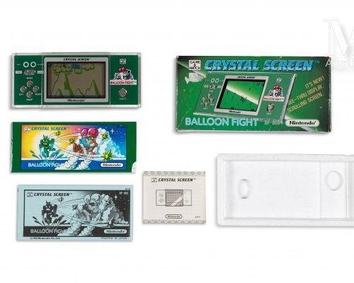 NINTENDO GAME & WATCH CRYSTAL SCREEN NINTENDO GAME & WATCH CRYSTAL SCREEN  « Bal…