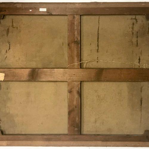 LOUIS LÉOPOLD ROBERT (1794 1835) LA RÉVOLTE DES CIMBRES  80 x 103,5 cm