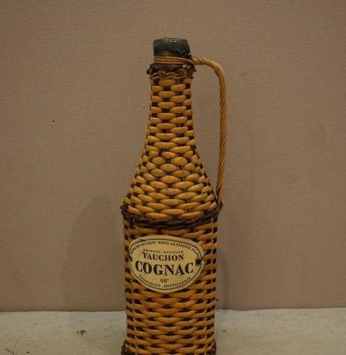 """1 bouteille COGNAC """"Domaine de Lessy"""", Fauchon"""