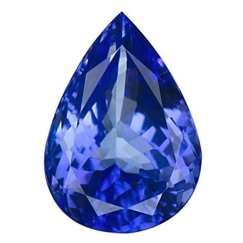 Pear Tanzanite on paper.  Accompanied by a GIA certificate of 30/10/20.  Weight:…