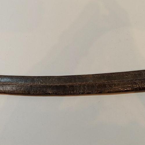 Lighter saber Model AN XI  Blade marked Manuf. Imp. Of Klingenthal January 1815.…