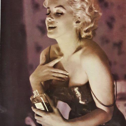 """Artist Ed FEINGERSH (1925 1961) based on . """"Marilyn Monroe"""" 1988. 91x61cm/35.7x2…"""