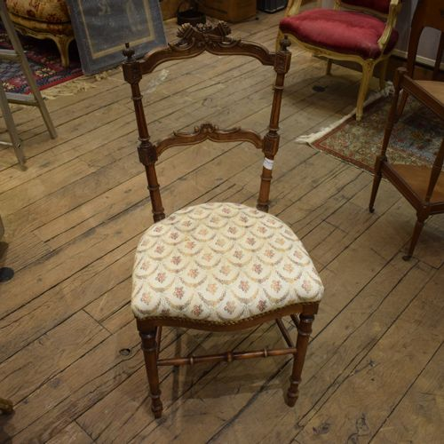 Chaise,  Style Louis XV, vers 1920