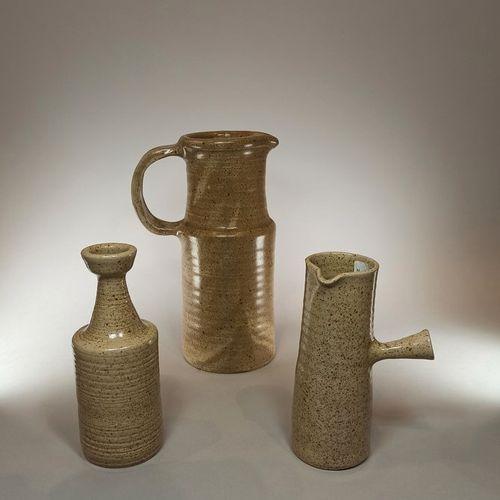 LES ARGONAUTES (atelier)    Ensemble de 3 pièces avec tampon sous chaque pièces …