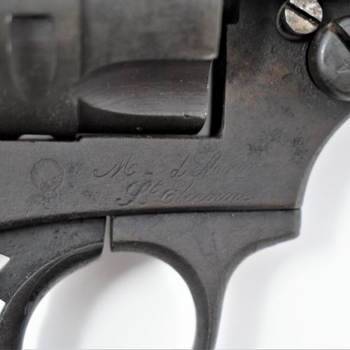 Regulation revolver Model 1874.  Manufacture of 1880.  Good mechanical condition…
