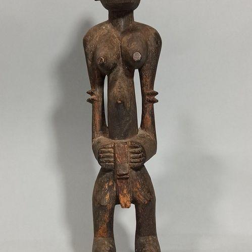 Statuette SENOUFO, Côte d'Ivoire  Haut. : 36 cm