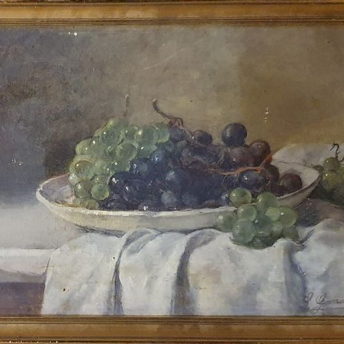 GARRAUD Léon (1877 1961)    Portrait d'homme,  Aquarelle et rehauts de gouache s…