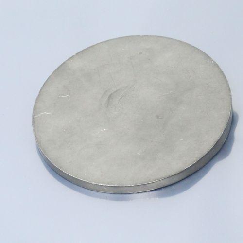 Médaille en étain uniface représentant Orphée et sa lyre, d'ap. Lucien Coudray. …