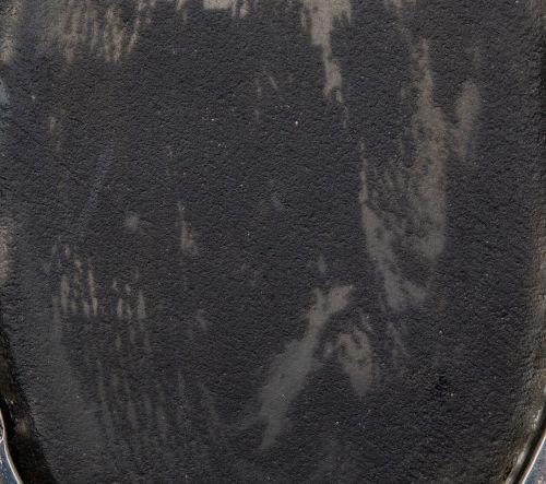 Twee diverse ajour mosterdpotjes, eind 18e/vroeg 19e eeuw, barge shaped model wi…