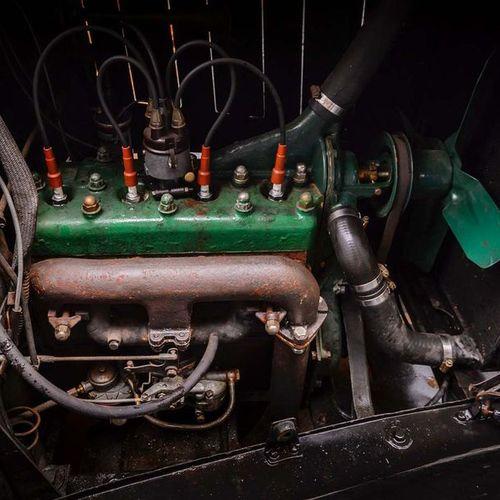 1934 CITROËN Rosalie Torpédo 10A Numéro de série 272165  Rare version torpédo 10…