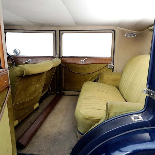 1929 BALLOT RH3 8 Cylindres très Rare à la vente mécanique exceptionnelle  carro…