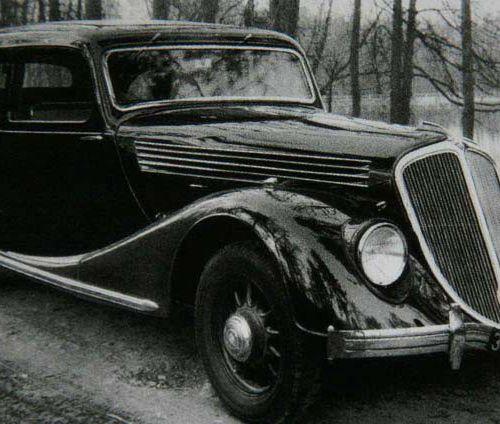 1936 RENAULT Nervastella Type ABM4 Numéro de série 742557  Carrosserie numéro 00…
