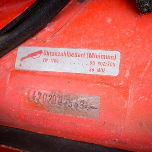 1970 PORSCHE 914 1.7L Serial number 4702905543  Good presentation  Collector's F…