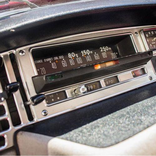 1966 CITROËN DS 21 PALLAS Numéro de série 44655425  L'un des millésimes les plus…
