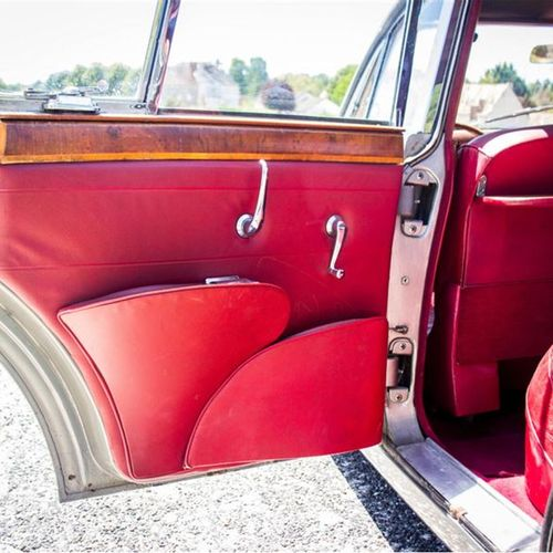 1962 JAGUAR MK.II 3,8L Numéro de série 220908DN  Vendue neuve en France  Même pr…