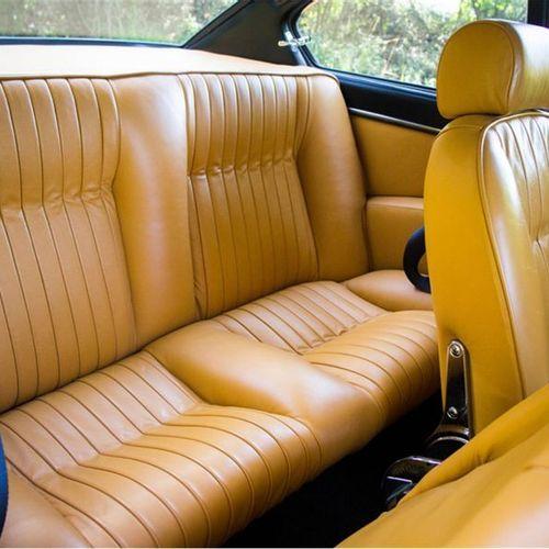 1971 LANCIA FLAVIA 2000 COUPE Numéro de série 820030003318  Ex Robert Neyret  Pl…