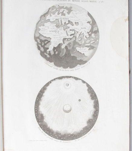 MIGNE: Atlas géographique et iconographique ou Cours complet d'écriture sainte…C…