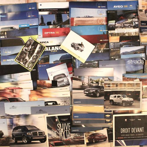 American Brands Catalogues, years 2000  Lots of catalogues on American brands an…