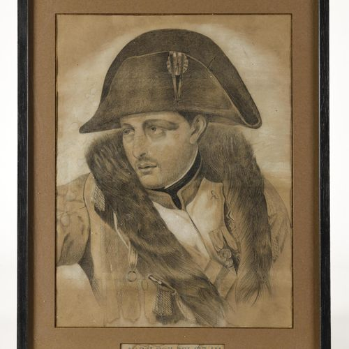 GUSTAV ADOLF SCHMITZ CROLENBURGH, ATTRIBUTED TO. AFTER BARON GROS. Napoleon at E…