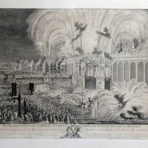 Jacques Philippe LEBAS 1708 1783 after Johann Martin WEIS 1711 1751, engraver of…