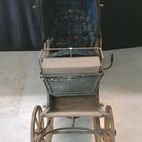 COLLECTION HIPPOMOBILE  Calèche pour enfants  Avant train à s'asseoir, caisse en…