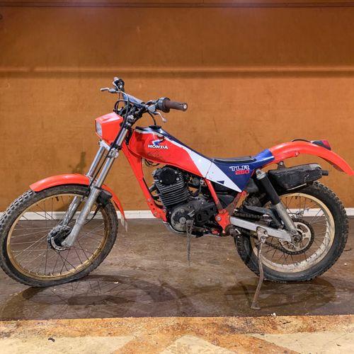 C1983 HONDA TLR 250 Serial number 5000213  Sold without car registration    The …