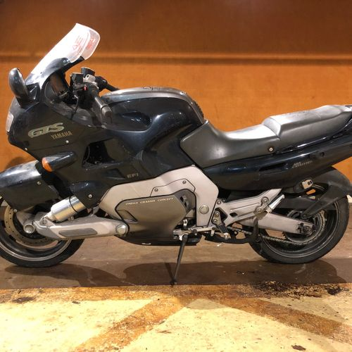 1993 YAMAHA GTS 1000 Serial number 4BH018162  Sold with a copy of the French car…