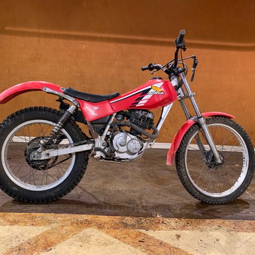 C1985 HONDA TL 125 JD06 TRIAL Serial number 5000461  Sold without car registrati…