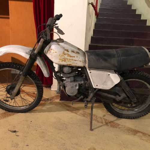 C1979 HONDA XLS 125 Serial number 5037663  Sold without car registration    The …