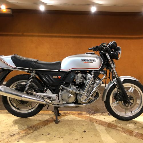 1979 HONDA CBX 1000 Serial number 2007635  Sold with a copy of the French car re…