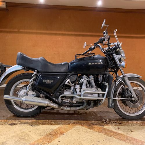 1977 HONDA GOLDWING TYPE GL1 Serial number 2039834  Sold with a copy of the Fren…