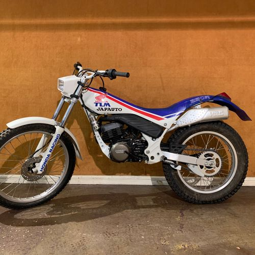 C1988 HONDA TLM 250 R Serial number 8910165  Sold without car registration    Th…