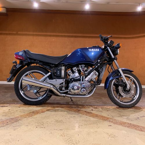 1984 YAMAHA XZ 550 Serial number 001195  Sold with a copy of the French car regi…
