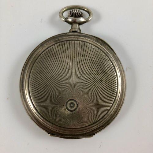 GOUSSET LIP A CLAPET. VERS 1910. Réf 606831. Montre de Gousset réalisé par l'hor…