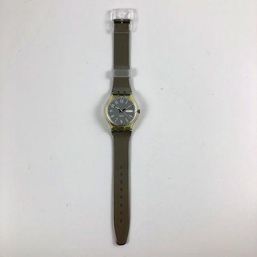 """特警队 约1992年。 编号:GK704。 杰弗逊 """"型号的腕表。 石英机芯。 崭新的状态,原盒。 直径:34毫米。 为了更好地保存,购买时将电池取出,不包括在…"""