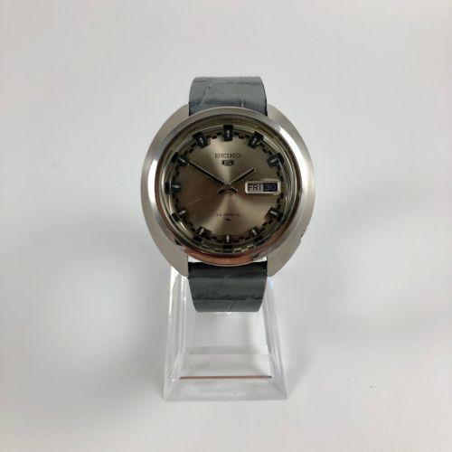 SEIKO 5  Ref : 5126  Belle montre en acier équipé d'un mouvement mécanique à rem…