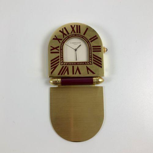 CARTIER PARIS. Rif : 357206132. Orologio Cartier. Movimento al quarzo. Batteria …