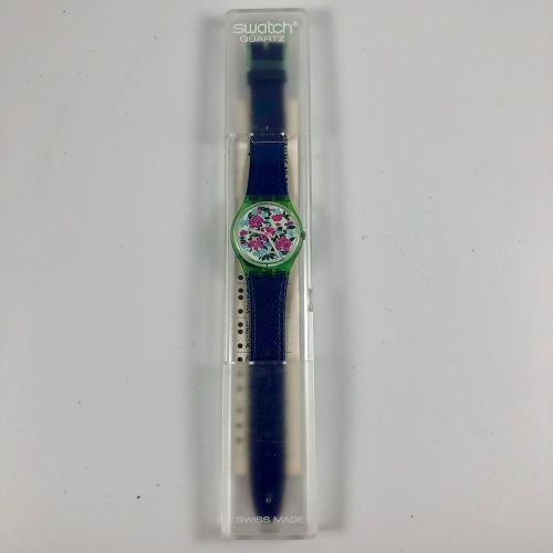 """特警队 约1992年。 编号:GG115。 手表型号 """"Mazzolino""""。 石英机芯。 崭新的状态,原盒。 直径:34毫米。 为了更好地保存,购买时将电池取…"""