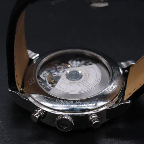 MAURICE LACROIX Pontos.S Chronograph Circa 2010. Réf : PT6028/AW 02615 Chronogra…