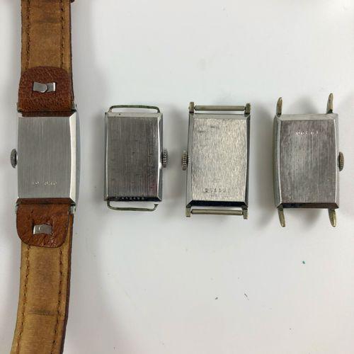 Lot de 4 LIP T18 pour pièces