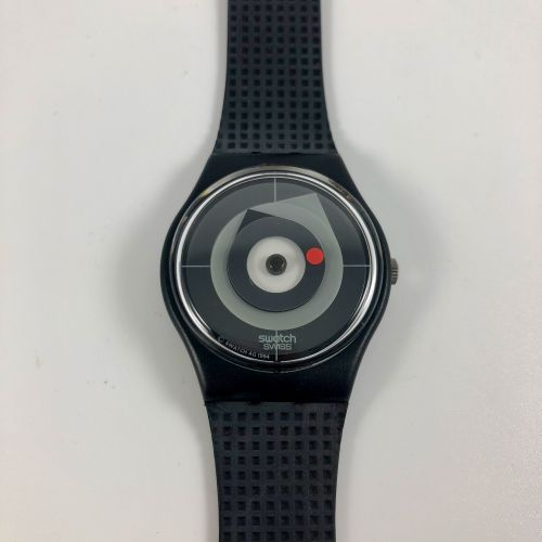 "特警队  约1995年。  编号:GZ146。  Point of Vue Swatch Collector's ""腕表。  石英机芯。  崭新的状态,原盒。 …"