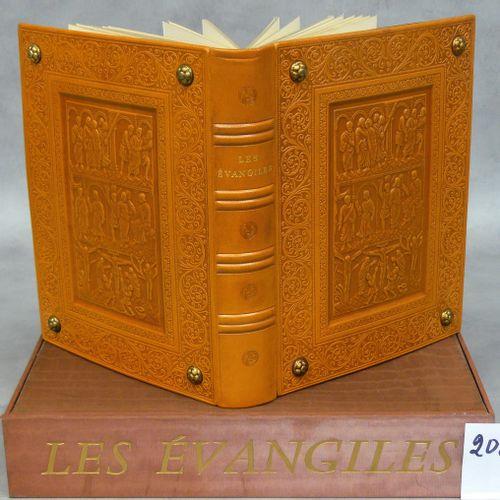ÉVANGILES (Les) selon St Mathieu St Marc St Luc St Jean Illustrations en couleur…