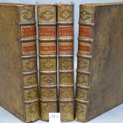 LA SAINTE BIBLE [SACI] La Sainte Bible en latin et en françois avec des notes li…