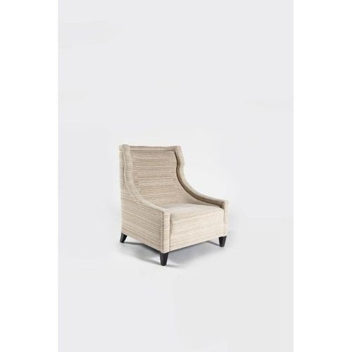 Oitoemponto (founded in 1993)  Aberden  Armchair  Wood, fabric and silver nails …