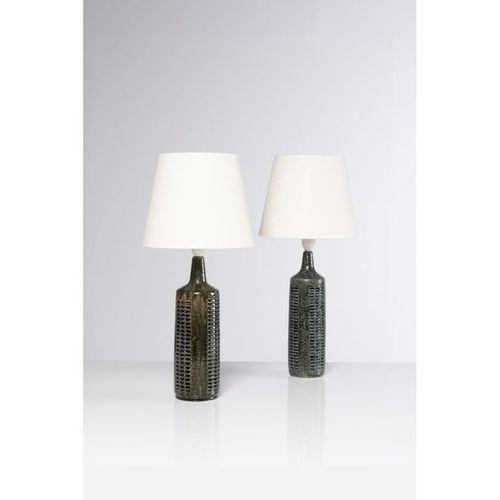 Per Linnemann Schmidt (XX)  Set of two table lamps  Ceramic  Pahlsus edition  En…