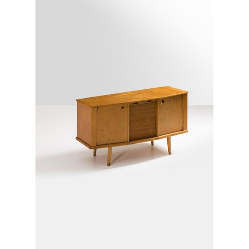 Ilmari Tapiovaara (1914 1999)  Enfilade  Bouleau  Modèle créé vers 1940  H 90 × …